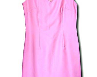 Audrey dresses vintage, Pink  dress evening, Audrey hepburn style dress,  Party 50s dresses, 1950s dresses, 60s Dress evening, Retro dress