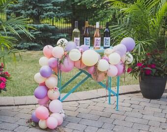DIY Balloon Garland Kit - Sunset