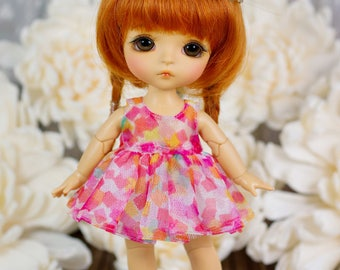 Lati Yellow/ Puki Fee - ''Twinkling Stars'' Dress - CandyColor