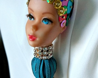 Barbie's Beautiful Brain Necklace