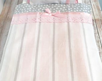 Doll Bedding, 18 Inch Doll Bedding, Doll Sheets, Doll Pillow, Includes Doll Pillow Case, Pillow and Sheet