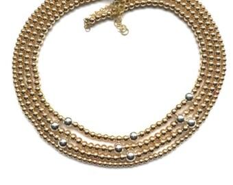 14K Gold Filled Necklace