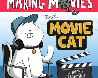Movie Cat Comic Book