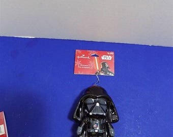 NEW Star Wars Darth Vader Hallmark Christmas Ornaments  Collectible Collector Resin PVC Holiday Gift