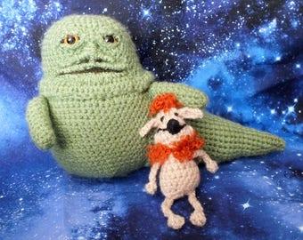 star wars character - Jabba