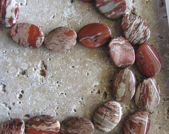 Brecciated Jasper Beads