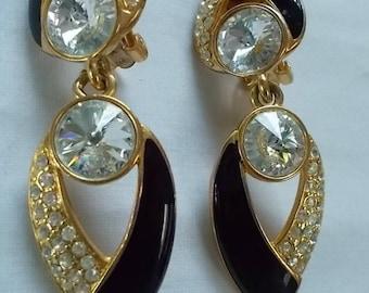Earrings by Bijoux Designs, New York.  (671)