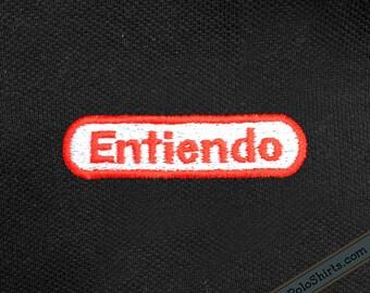 Entiendo - Nintendo Parody - Funny Polo Shirt