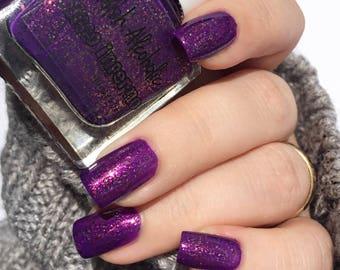 Disco Inferno - 10 ml handmade nail polish