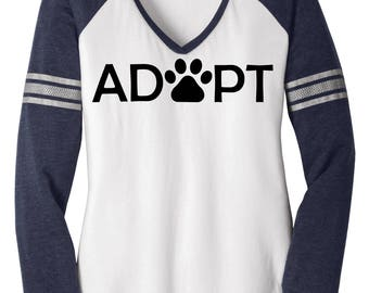 Adopt Shirt - Animal Rescue