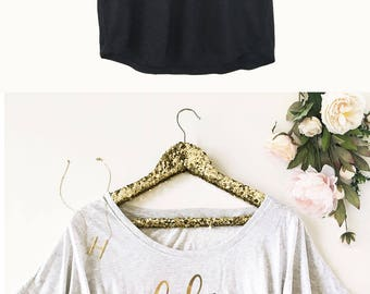 Baby Its Cold Outside Shirt - Holiday Shirts for Women Winter Shirts Women Shirts for Women  (EB3202HLD) Dolman Style Shirt