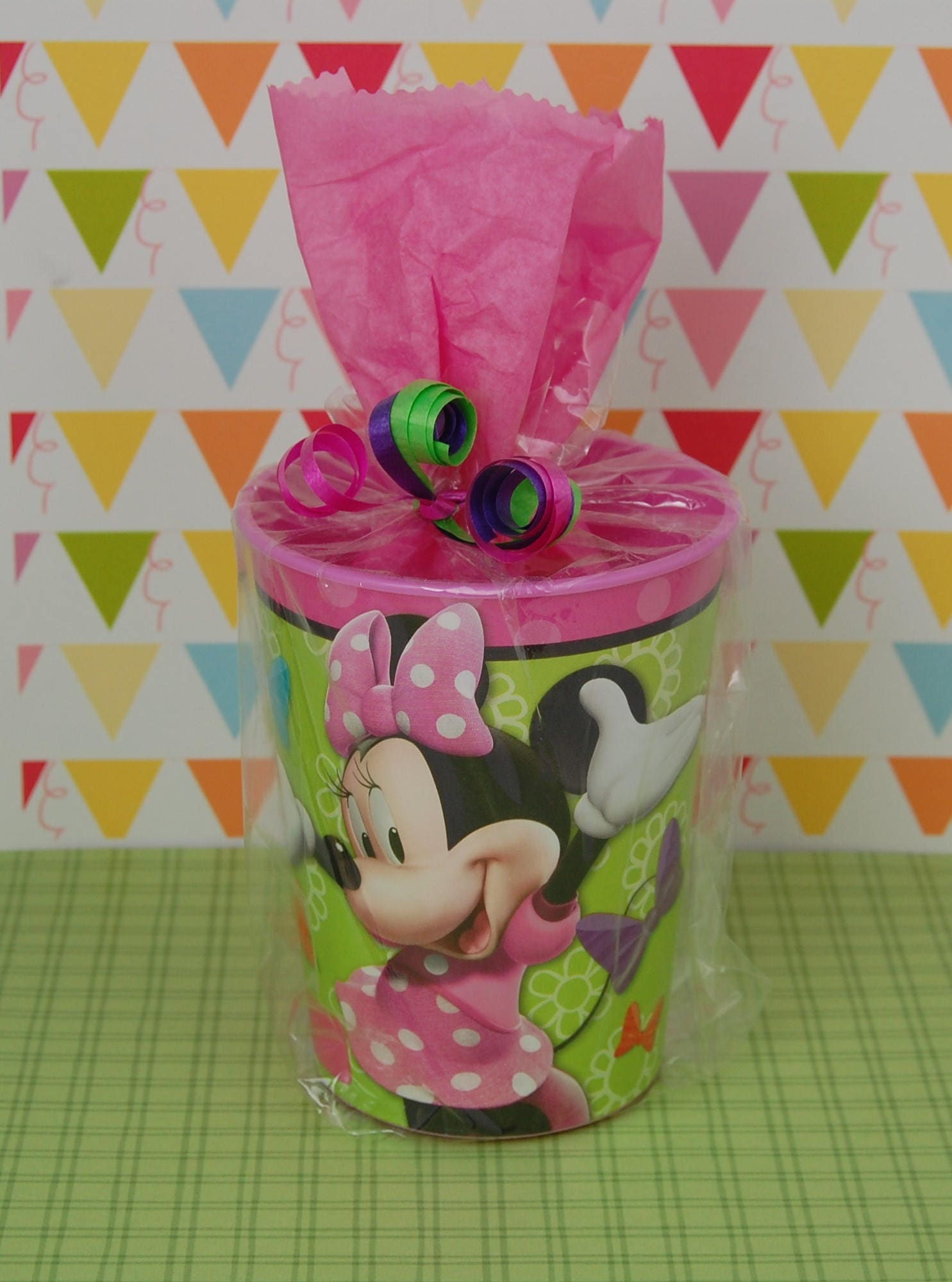 pre filled minnie mouse goodie bags favors minnie
