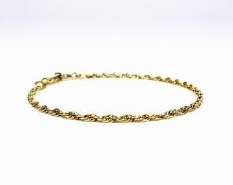 Nikita – Bracelet in silver, gold or gold