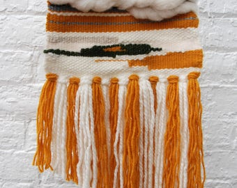 Rustic Woven Wall Hanging