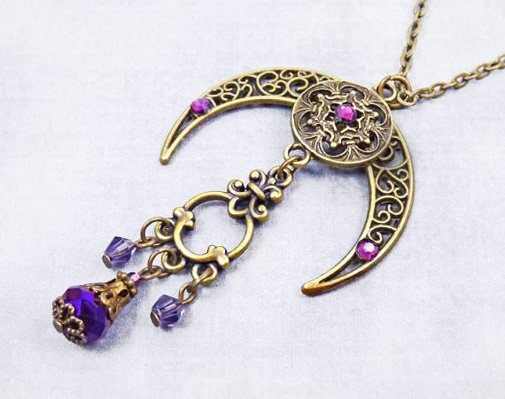 wiccan jewelry valentines day gift for her bohemian jewelry, Ideas