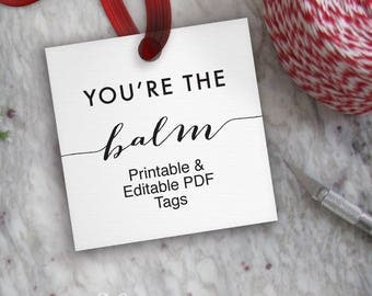 printable christmas tags editable holiday tags pdf. Black Bedroom Furniture Sets. Home Design Ideas