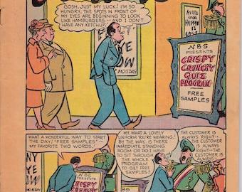 Adventures of Bob Hope #17  December 1952  DC Comics Grade G
