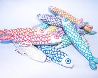 Nadine the sardine