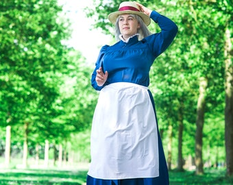 Sophie cosplay (Howl's moving castle)