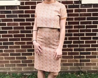 Two Piece Dress sz S