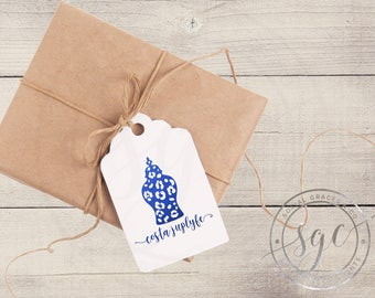 Ginger Jar   Customizable Gift Tags   social graces and co.