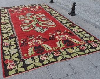decorative kilim rug large, kilim rug, large rugs,