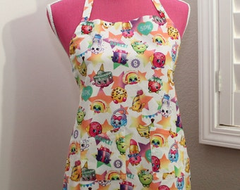 Kids Shopkin Apron