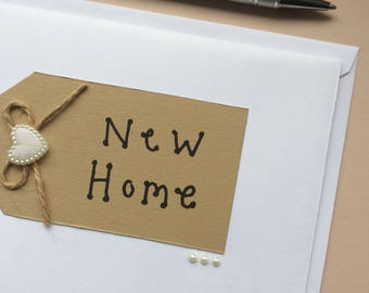 Rustic new home -  New Home - Moving House - Housewarming