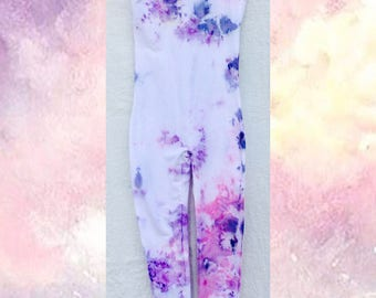 Ice dyed onesie *choose your colours
