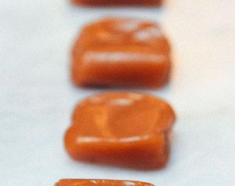 Dulce De Leche Caramels