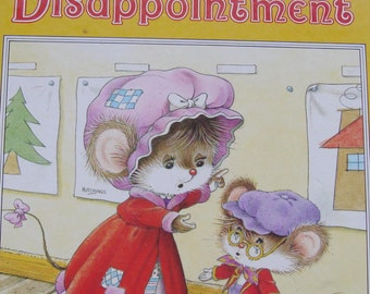 An All New Happy Ending Book -  Tippu's Big Disappointment - Children's Picture Story Book