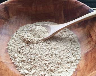Raw Organic Maca Powder: Vegan, Non-Gelatinized, Yellow Maca Root
