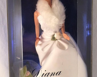 Vintage Princess Diana Doll/Queen of People's Heart/In the Original Box