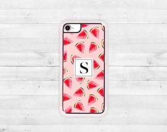 iPhone Case, iPhone 7 Case, iPhone 7 Plus Case, iPhone 6 Case, iPhone 6 Plus Case, Fruit iPhone Case, Monogram iPhone 7 Case, RoseGoldRebel