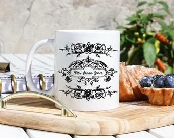 Teacher Gift Mug - Personalised Teacher Coffee Mug - Teacher Mug - Thank You Teacher - Teacher Appreciation Gift - Custom Gifts For Teachers