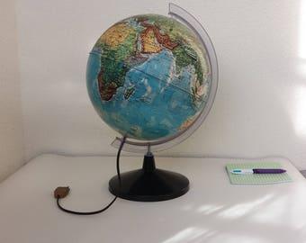 Globe Earth vintage