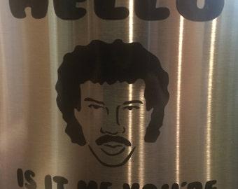 Lionel Richie Instant Pot Decal