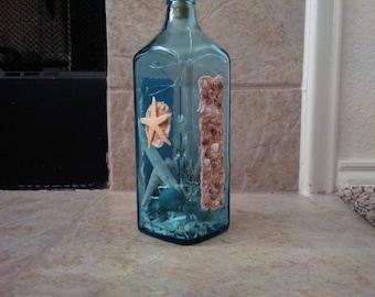 Coastal Delight LED Bottle Light