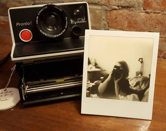 Polaroid Pronto! -  SX-70 Vintage Camera - Fully Refurbished!