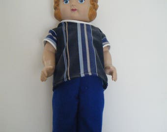 Daisy Kindgom plastic doll.