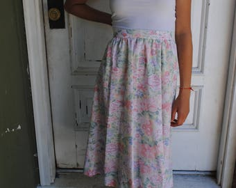 1960s Handmade Skirt