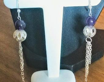 Handcrafted Silver 925 earrings