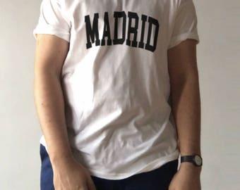 Madrid Tee -- Madrid Shirt | Madrid T-Shirt | Madrid Shirt | Madrid TShirt | Spain | Spain Shirt | Madrid | Madrid Shirt | Spain Shirt