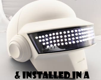 Daft Punk Guy/Thomas TRON DIY LED Kit - White leds
