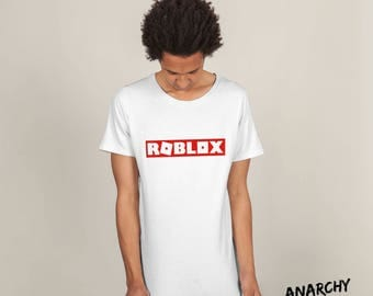 Roblox logo T-shirt Image, Instant Download, Printable Sticker, Iron on transfer, Digital File, Gift