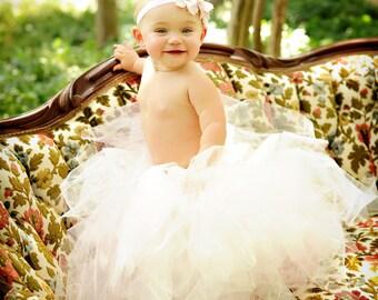 Baby tutu, Birthday tutu, wedding tutus, Flower Girl Dress, flower girl dresses, Sewn tutus