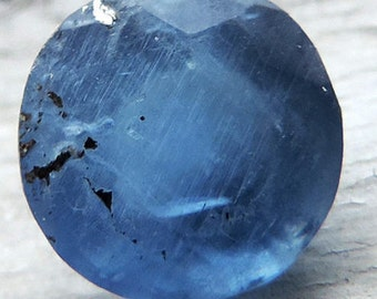 Blue Agate from east Africa.