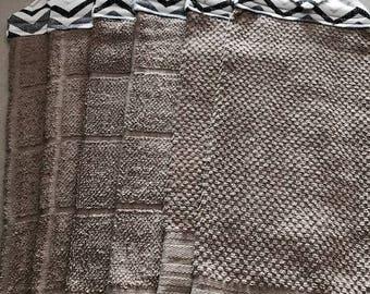 Hand crafted kitchen/oven hand towels. Machine Washable