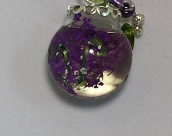 Wildflower Globe pendant