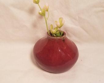 Small Handmade Vase